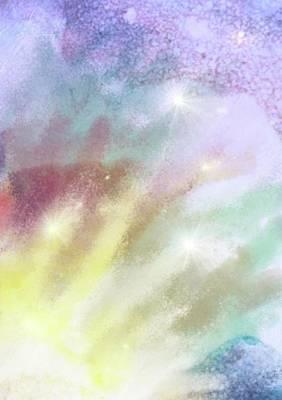 Answer True Digital Art - Abide by Jacynthe Charlebois
