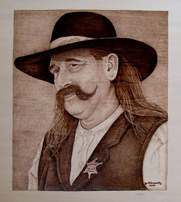 Abilene Marshal Original by Jo Schwartz