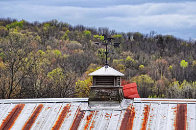 Photograph - Abington Hills by JAMART Photography