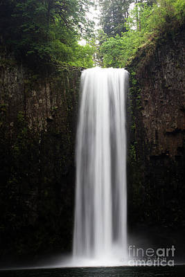 Photograph - Abiqua Falls by Patricia Babbitt