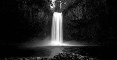Photograph - Abiqua's World by Bjorn Burton