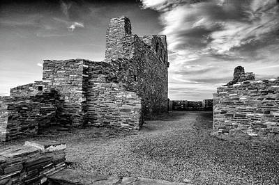 Abo Mission, Salinas Pueblo National Monument, New Mexico Art Print by Mark Goebel