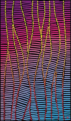 Digital Art - Aboriginal 6 by Gary Grayson