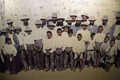 Photograph - Aboriginal Life 1901 To 1914 by Miroslava Jurcik