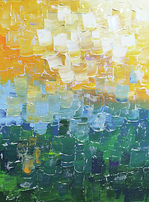 Painting - Above All by Linda Bailey
