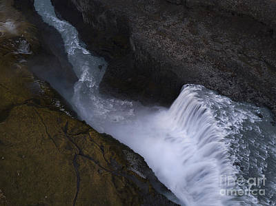 Photograph - Above Dettifoss  by Michael Ver Sprill