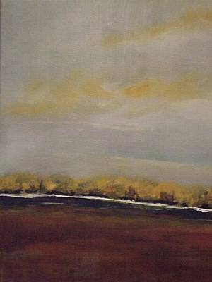 Painting - Above Ground by Janet Visser