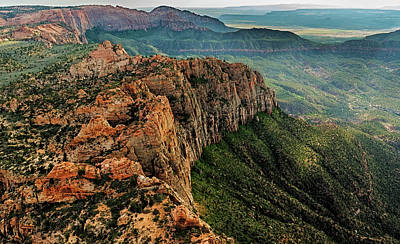Photograph - Above Kolob Terrace by Loree Johnson