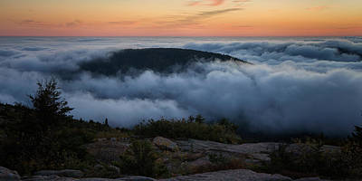 Photograph - Above The Clouds by Darylann Leonard Photography