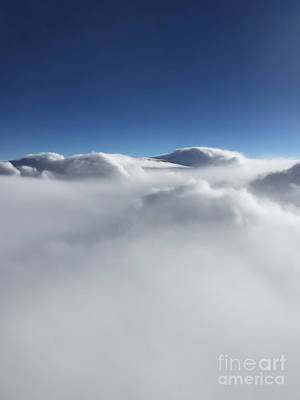 Photograph - Above The Clouds II by Margie Hurwich