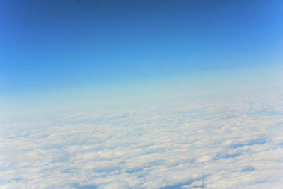 Photograph - Above The Clouds by Joni Eskridge