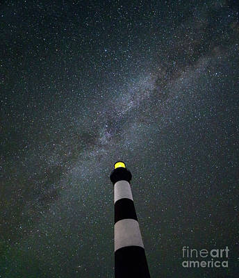 Photograph - Above The Lighthouse by Art Cole
