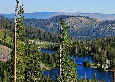 Photograph - Above Twin Lakes by Marilyn Diaz