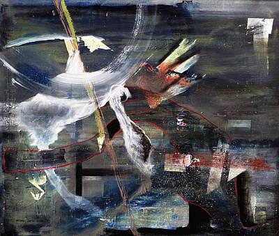 Abracadabra Art Print by Antonio Ortiz