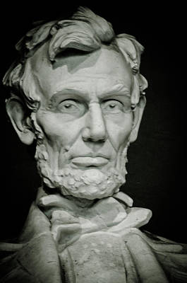 Photograph - Abraham Lincoln 1 by Stewart Helberg