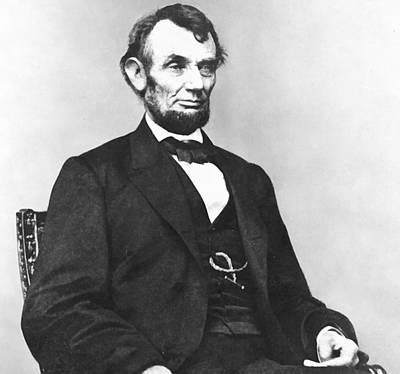 Digital Art - Abraham Lincoln 25 by Abraham Lincoln