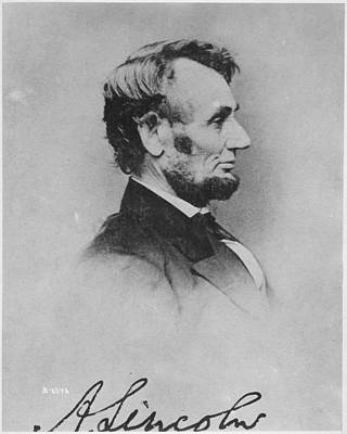 Politicians Royalty-Free and Rights-Managed Images - Abraham Lincoln by Pablo Lopez