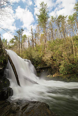 Photograph - Abrams Falls by Alan Raasch