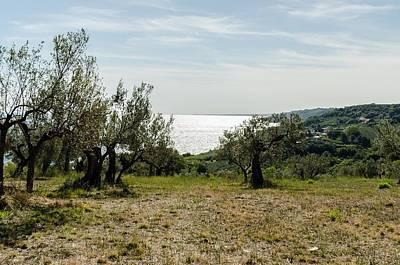 Abruzzo - An Italian Landscape  Art Print by Andrea Mazzocchetti
