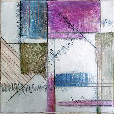Axis Painting - Abscissa by Bobby Jones