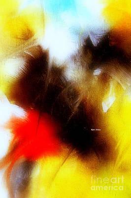Digital Art - Abstract 006 by Rafael Salazar