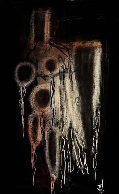 Digital Art - Abstract 03feb2017 by Jim Vance