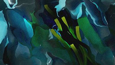 Digital Art - Abstract 050917 by David Lane