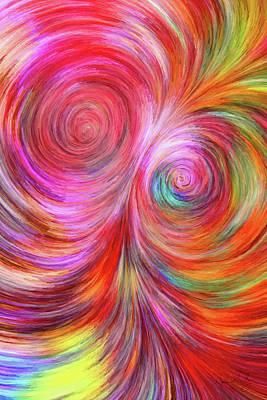 Digital Art - Abstract 072817 by Matt Lindley