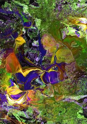 Digital Art - Abstract 081417 by David Lane