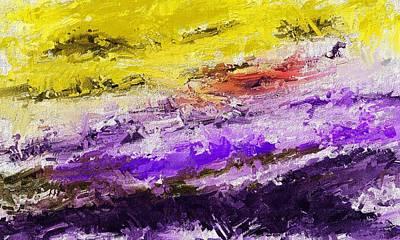 Digital Art - Abstract 082217 by David Lane
