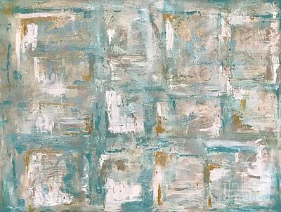 Painting - Abstract #1 by Jeanie Watson