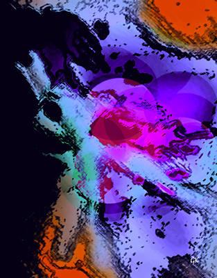 Abs Digital Art - Abstract 10 by Gerlinde Keating - Galleria GK Keating Associates Inc
