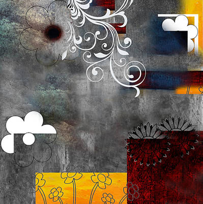 Abstract 10 Art Print