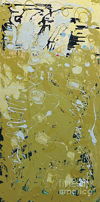 Painting - Abstract 1014 by Gallery Messina