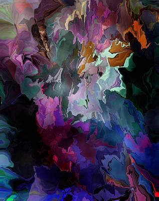 Digital Art - Abstract 101815 by David Lane