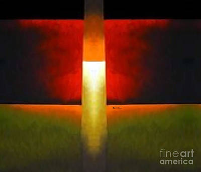 Digital Art - Abstract 1300 by Rafael Salazar
