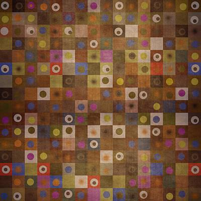 Backdrop Digital Art - Abstract 15 by Art Spectrum