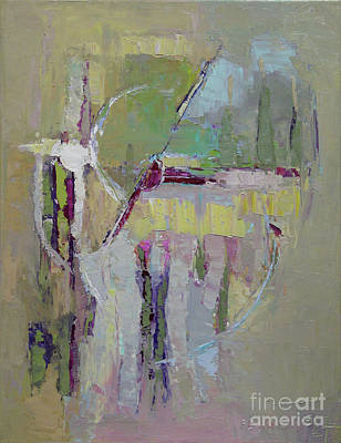 Painting - Abstract 1809a by Becky Kim