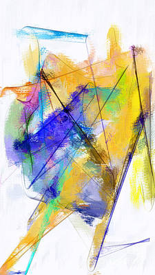 Digital Art - Abstract 1836 by Rafael Salazar