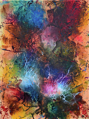 Painting - Abstract 19 by Jakub DK