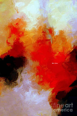 Digital Art - Abstract 1909f by Rafael Salazar