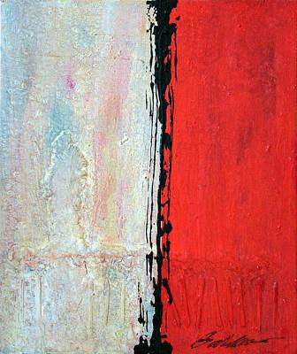 Painting - Abstract 200803 by Rick Baldwin