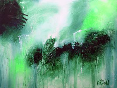 Painting - Abstract 2013013 by Rick Baldwin