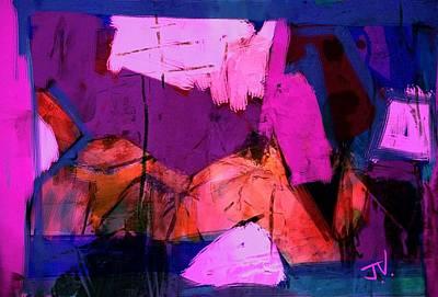 Digital Art - Abstract 21sept2015 by Jim Vance