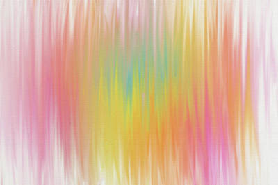 Digital Pastel Painting - Abstract 22 by Art Spectrum