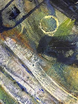 Painting - Abstract 22.2 by Shelley Graham Turner