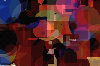 Digital Art - Abstract 33017-2 by Maciek Froncisz