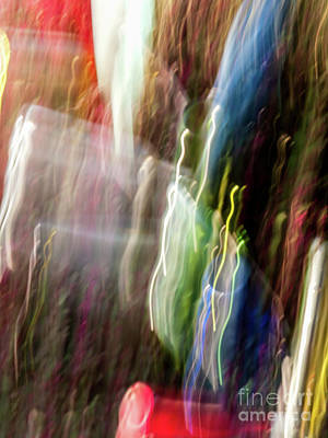 Photograph - Abstract-4 by Charles Hite