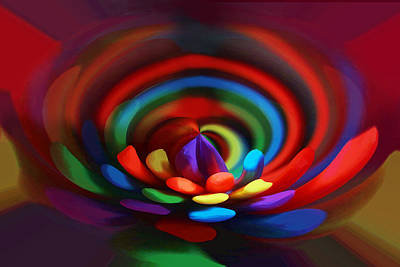 Digital Art - Abstract 4 by Sue Masterson