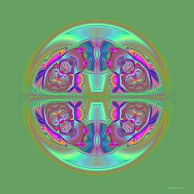 Digital Art - Abstract 413 by Judi Suni Hall